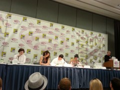 FanFiction with PODCRASH with THAT CHRIS GORE and Adrienne Curry at WonderCon 2013