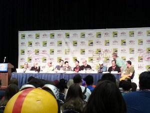 DC Comics Talent at WonderCon 2013