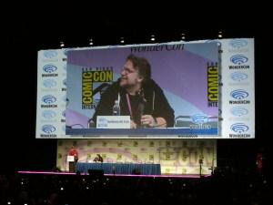 Guillermo Del Toro for Pacific Rim at WonderCon 2013