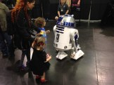"""""""I can say hello?"""" (He bowed to R2)"""