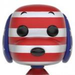 funko sdcc patriotic snoopy