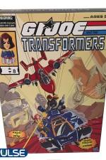 hasbro sdcc transformers joe crossover