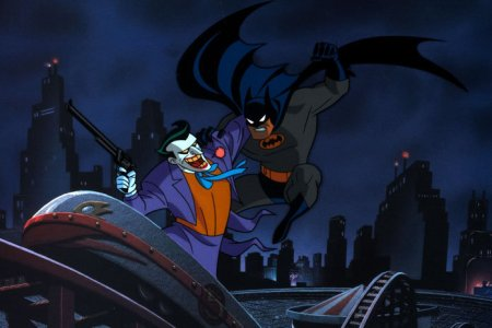 Details Of Batman Animated Series Blu Ray