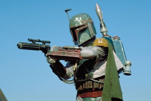 A Boba Fett Series To Film Shortly