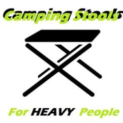 Beach Chairs For Heavy Person Living Room In Nigeria Duty Camping Stools People | Big And