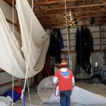 Sailboat rigging services near me in Annapolis, Easton and Oxford MD