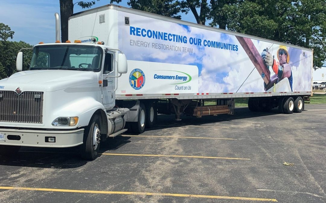 Restoring Power Takes Great Community Partners