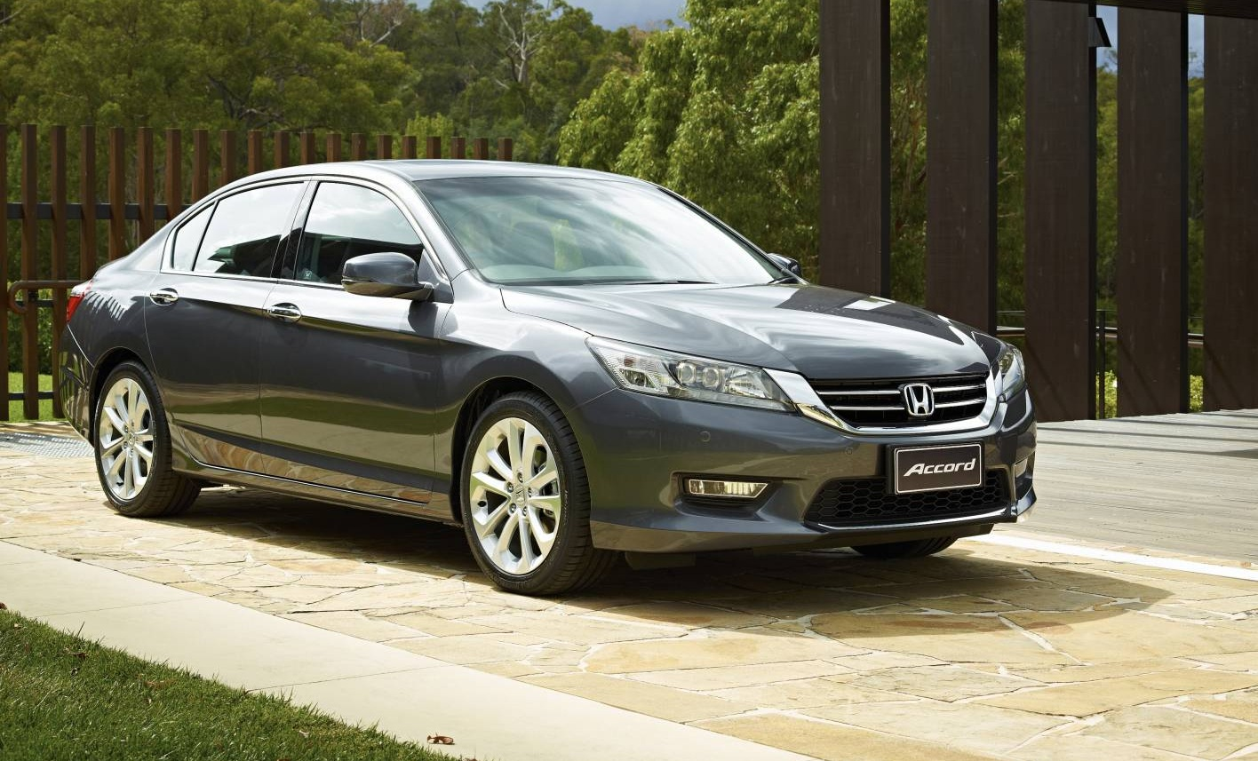 Honda Accord Review 2013 Honda Accord