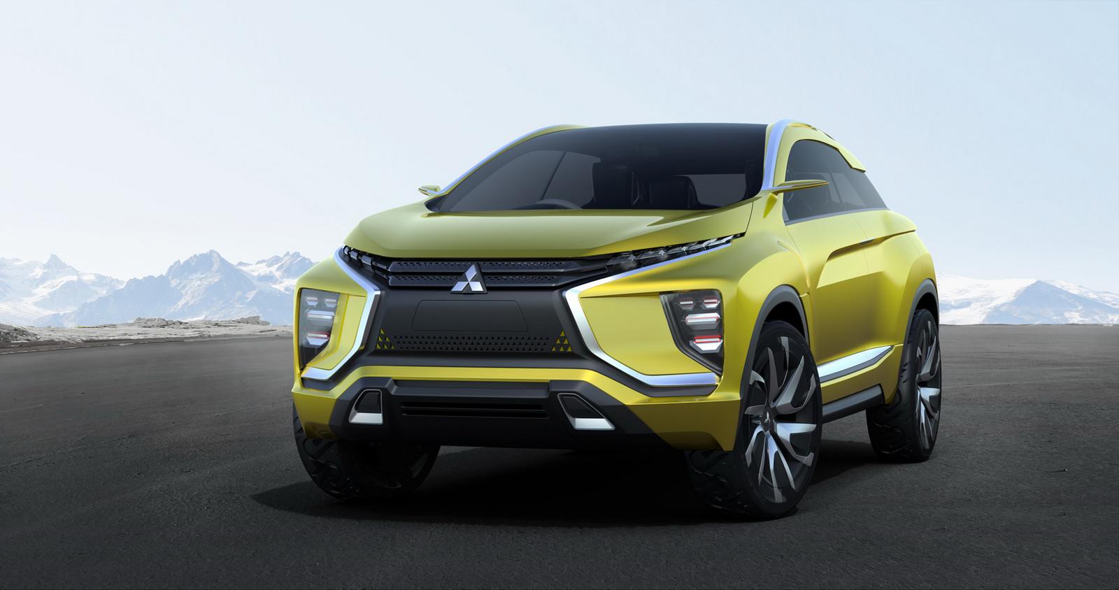 Mitsubishi Allelectric Mini Suv Coming In 2019  Forcegtcom