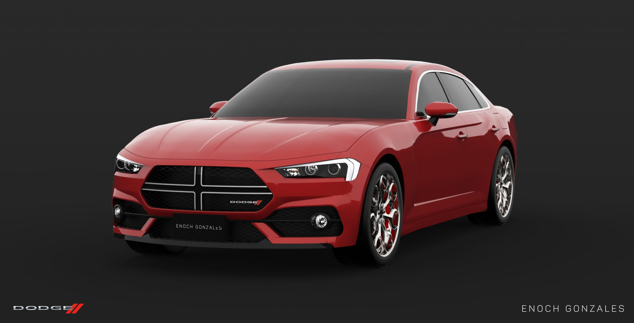 Would The 2019 Dodge Charger Look Like This?  Forcegtcom