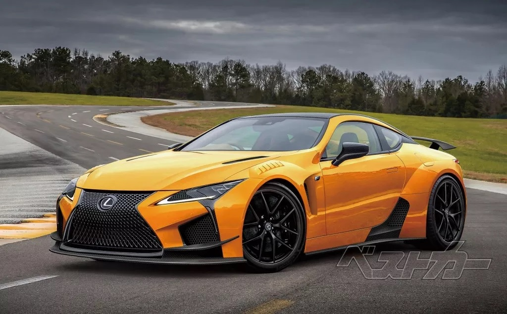 Lexus Lc F To Pack More Power Than Nissan Gtr Nismo