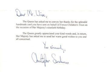 queen thanks