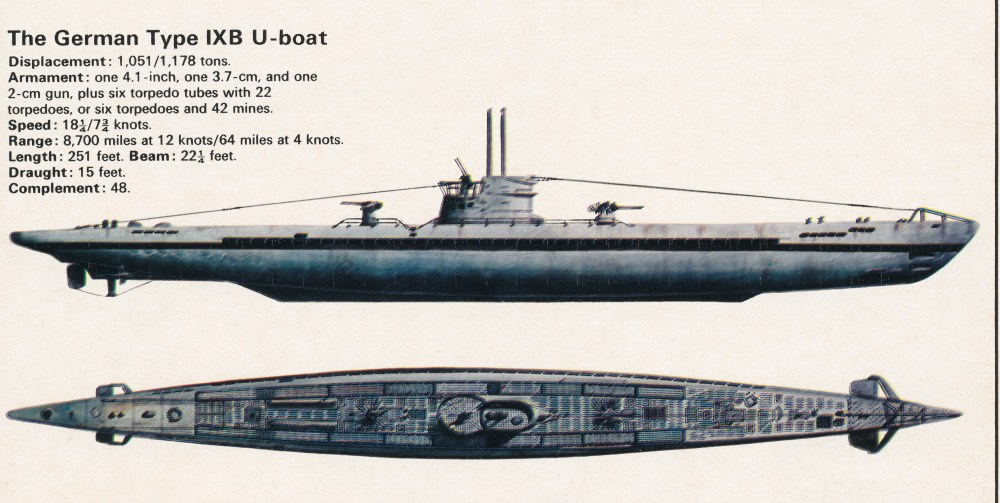 medium resolution of german xxi u boat diagram