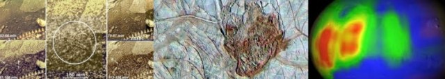 Venus Scorpion Europa surface Mars atmosphere Methane