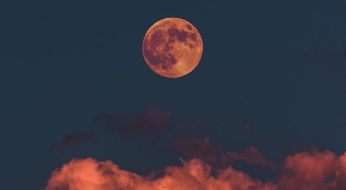 black moon is going
