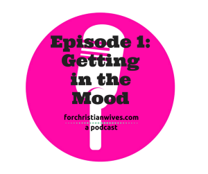 @4Christianwives discuss getting in the mood for sexual intimacy
