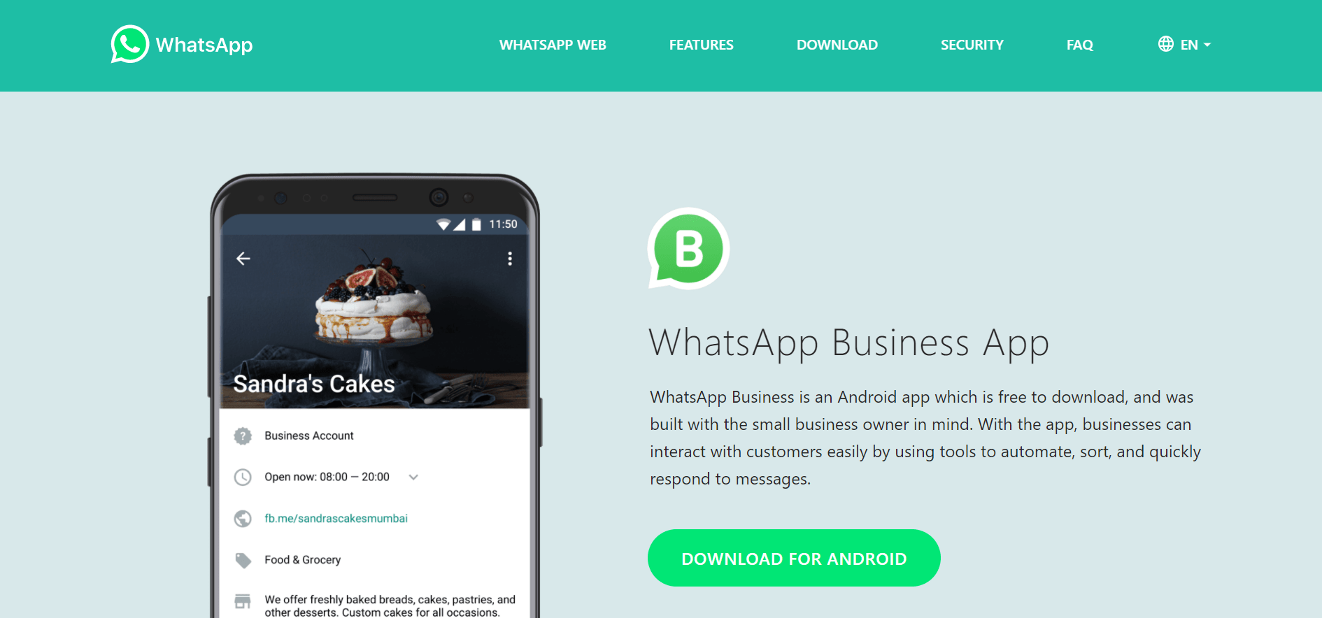 WhatsApp Business App  Download Apk For Install