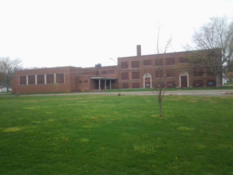 1923 Ohio School building 1 Acre worth 500k in 2013 Needs 150k rehab 4