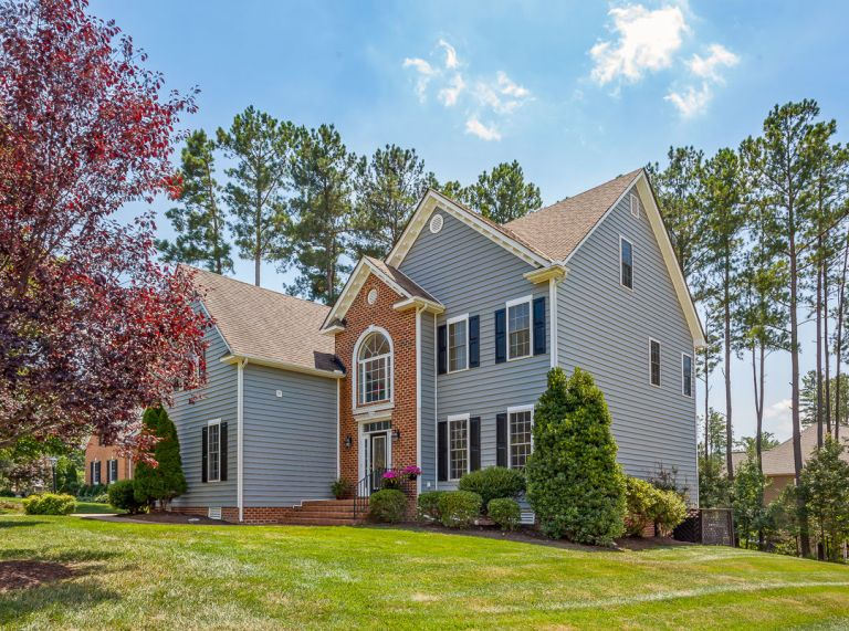 LUXURY HOUSE FOR SALE 5 BED 3.5 BATH - 3 STORIES - CHESTERFIELD COUNTY VA 1
