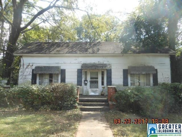 No Reserve. DOWN PAYMENT ONLY! Handyman Fixer, 2BR/1BA with 2.88 ACRES! BHAM, AL 4