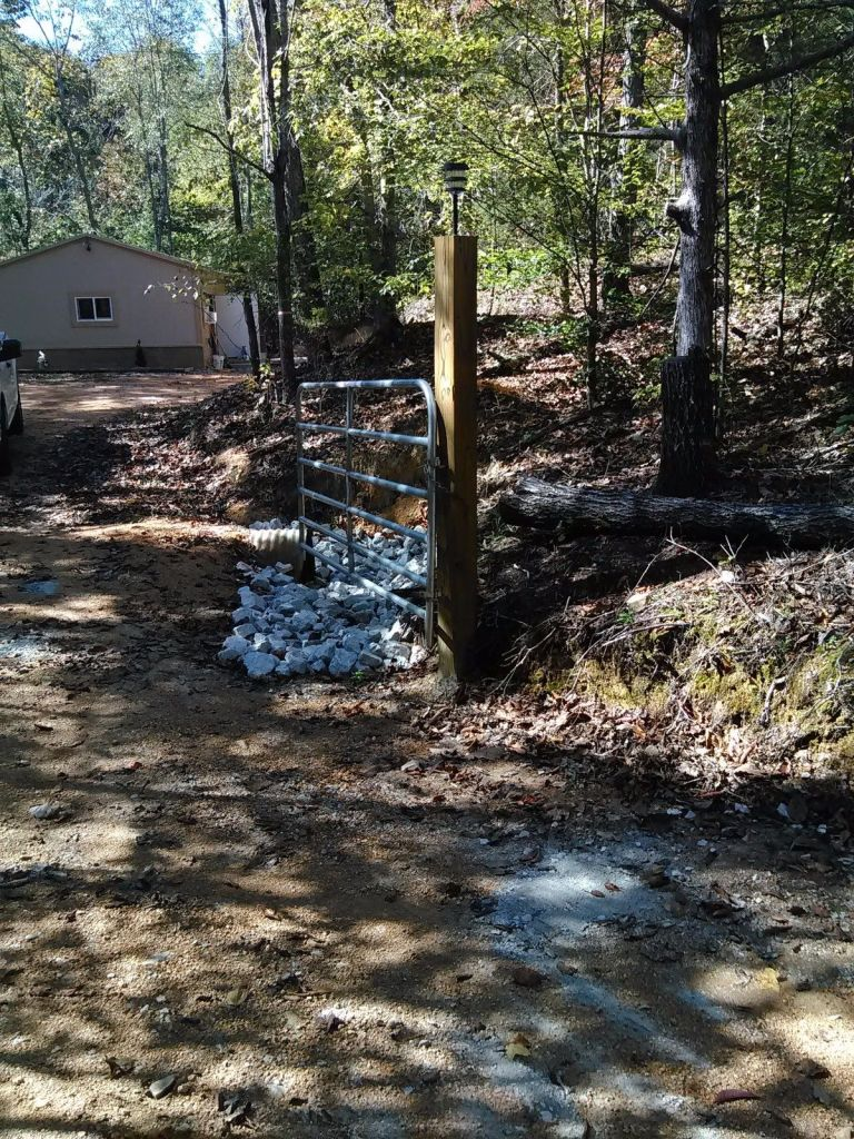 2 Acres with NEW Hunting Cabin 5