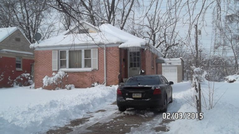Beautiful 3 Bedroom 1 Bath Home For Sale in Gary IN 1