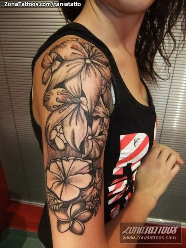 Lilly tattoo 27 Gorgeous