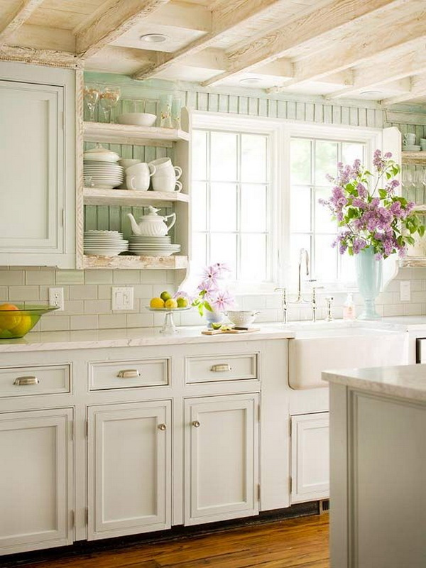 White Kitchen Interior Design elegant white kitchen interior designs - for creative juice