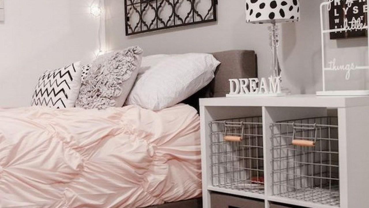 40+ Beautiful Teenage Girls\' Bedroom Designs - For Creative ...