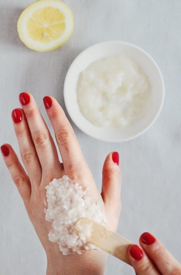 DIY: Natural Age Spot Remover For Hands. Hands can be a definite indicator of your age if you have sun damage and the pigmentation that goes along with it. Here, we've got a great at home age spot remover recipe for you.