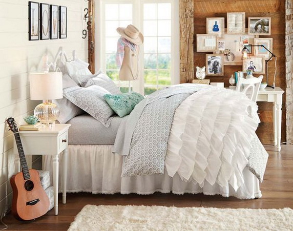 40 beautiful teenage girls 39 bedroom designs for for Bedroom ideas for girls in their 20s