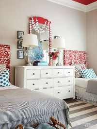 Pretty Shared Bedroom Designs for Girls - For Creative Juice