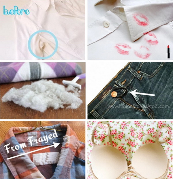 Useful Clothing Hacks Every Women Should Know.