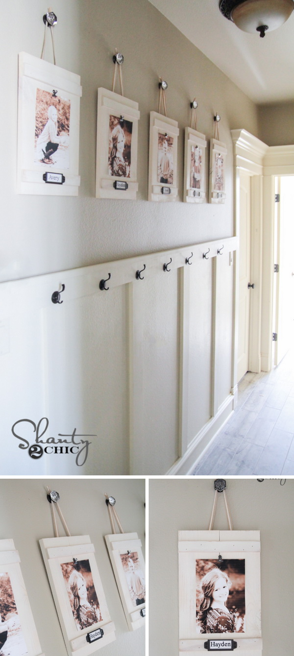 Diy home decor project images
