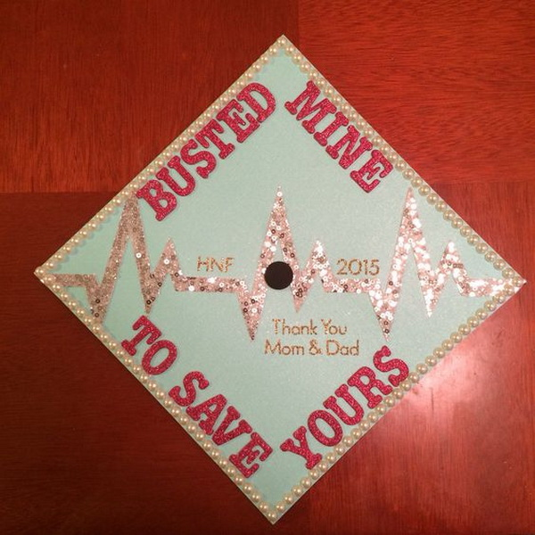 Graduation Cap Decoration.