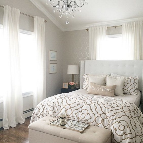 Master Bedroom Paint Color Ideas: Day 1-Gray - For ...