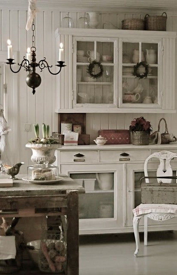 Farmhouse Style Kitchen Decor