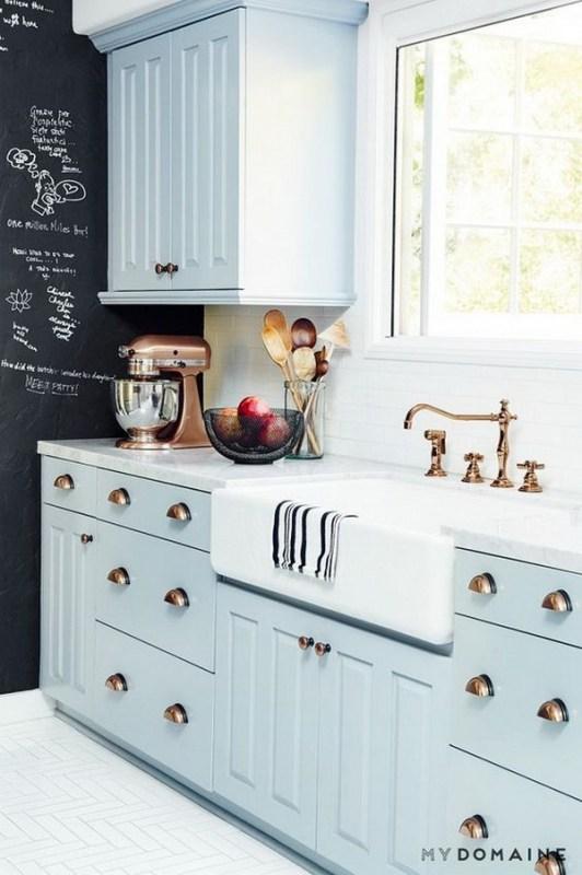 1-blue-kitchen-cabinet-paint-color
