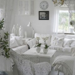 Shabby Chic Small Living Room Ideas Interior Decorating Pictures 25 Charming Decoration For Creative All White