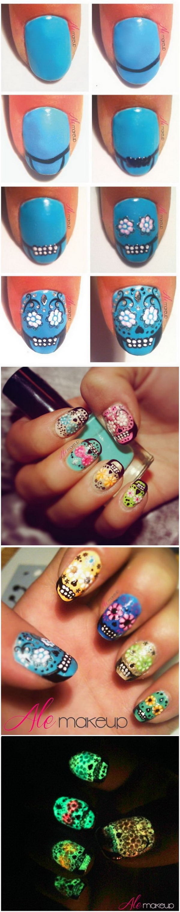 Wonderful Best Barry M Nail Polish Tiny Easy To Do Christmas Nail Art Round Style Me Up Nail Art Kit How To Matte Nail Polish Old Nail Polish On Ring Finger BlackBeautiful Nail Polish DIY Halloween Nail Art Designs With Step By Step Tutorials   For ..