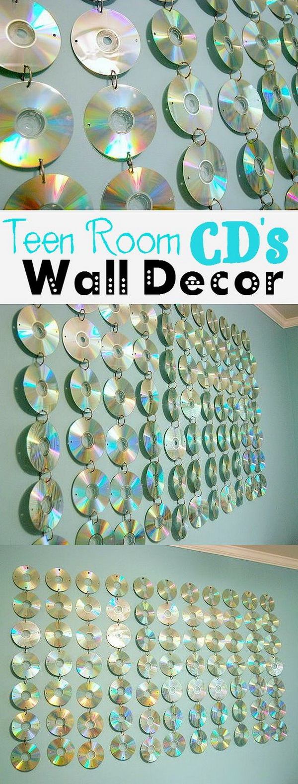 Brilliant Diy Ideas To Recycle Old Cds For Creative Juice
