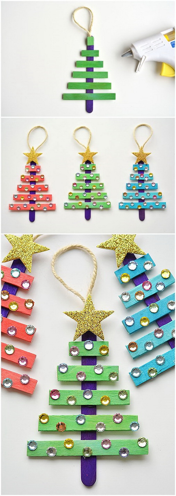 The Best DIY Christmas Tree Ornaments to Make – Easy Handmade ...