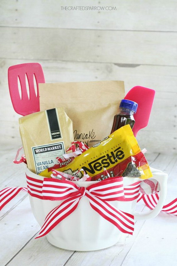 45 Creative Diy Gift Basket Ideas For Christmas For Creative Juice