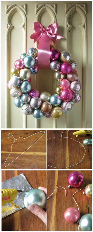 DIY Christmas Ornaments.
