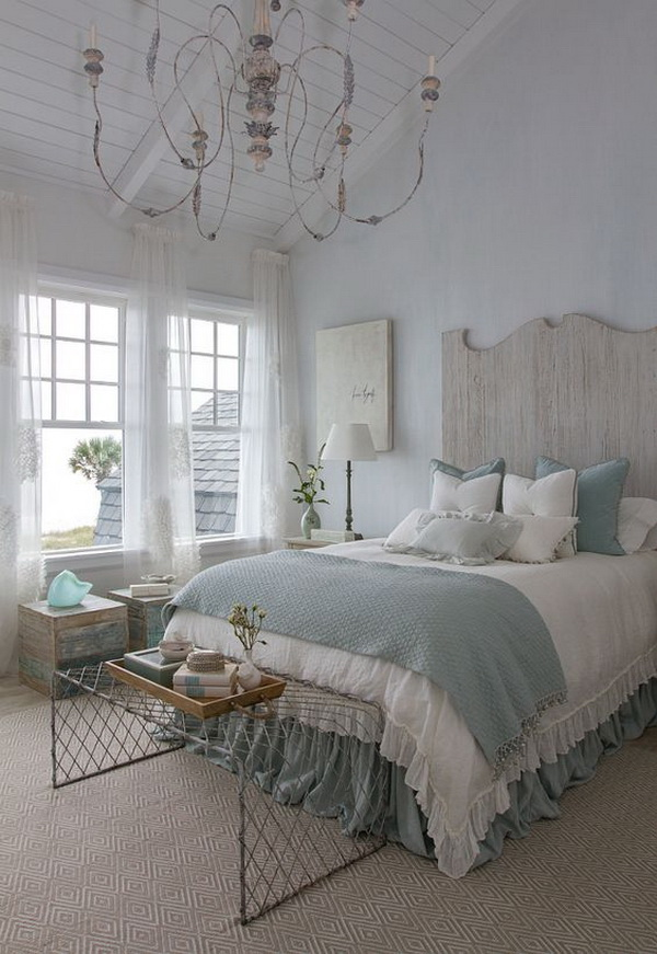Coastal Bedroom Design and Decoration Ideas.