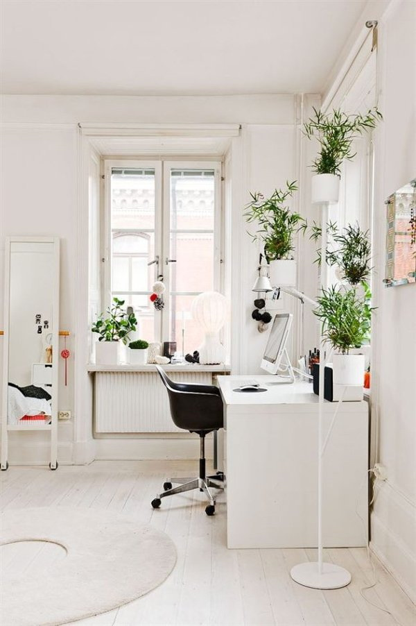 Inspirational Home Office Design and Decoration Ideas.