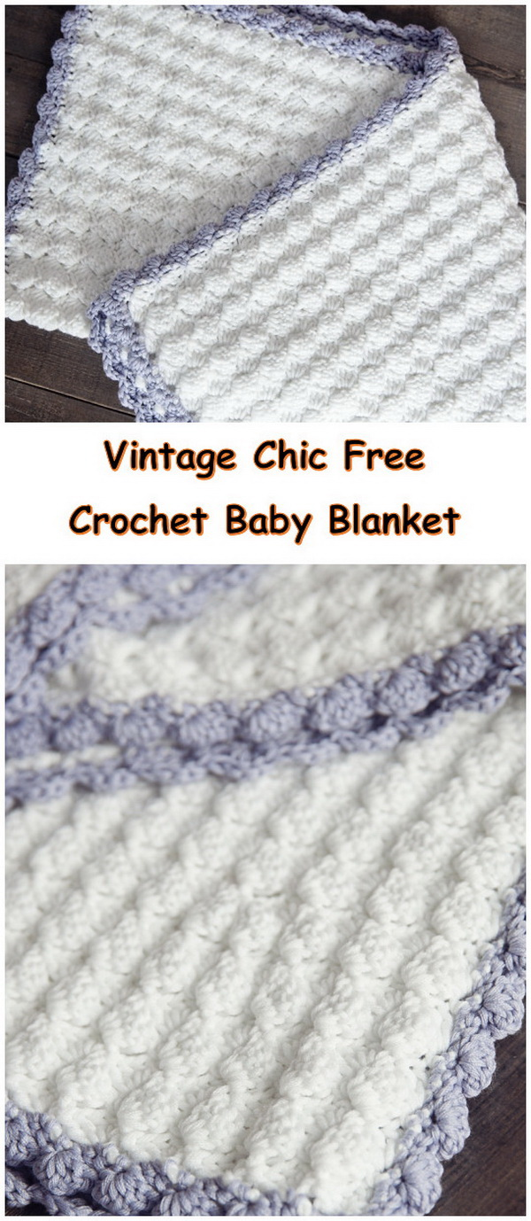 35+ Free Crochet Blanket Patterns & Tutorials - For Creative Juice