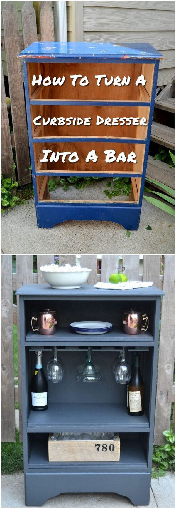 Awesome DIY Furniture Makeover Ideas: Genius Ways to ...