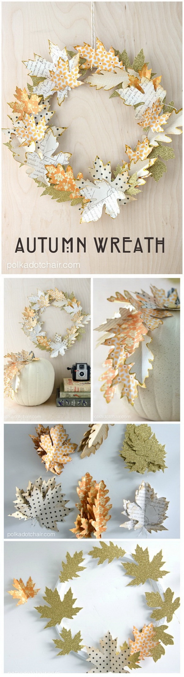 50 diy fall crafts decoration ideas that are easy and for Easy diy fall crafts