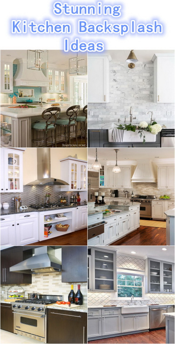 kitchen back splash simple table centerpiece ideas 70 stunning backsplash for creative juice an elaborate complements the room s decor and adds to